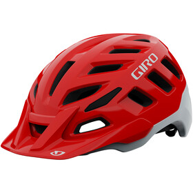 Giro Radix Casco, trim red
